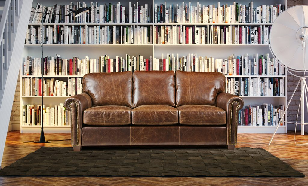 Leather Furniture Traveler Collection: Legacy Collection